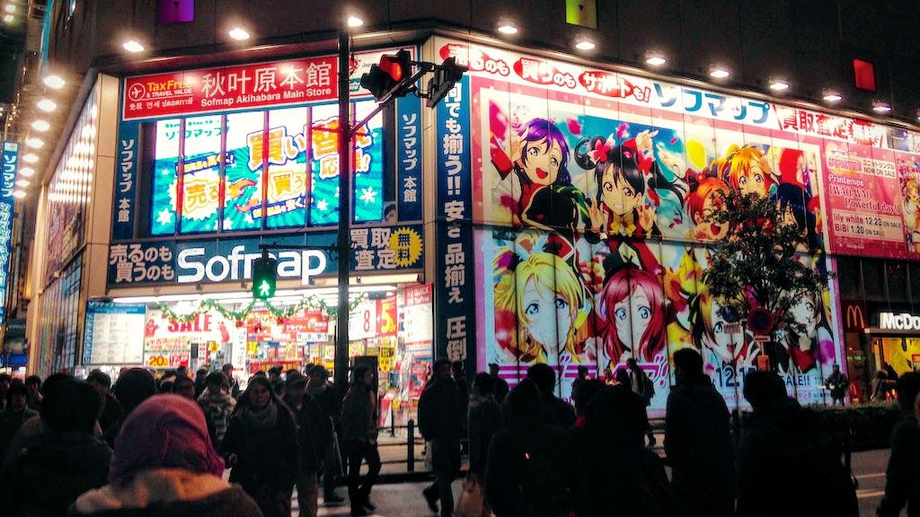 Vítejte ve světě anime.